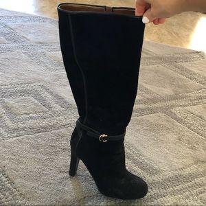 Ivanka Trump Shoes - Over knee boots